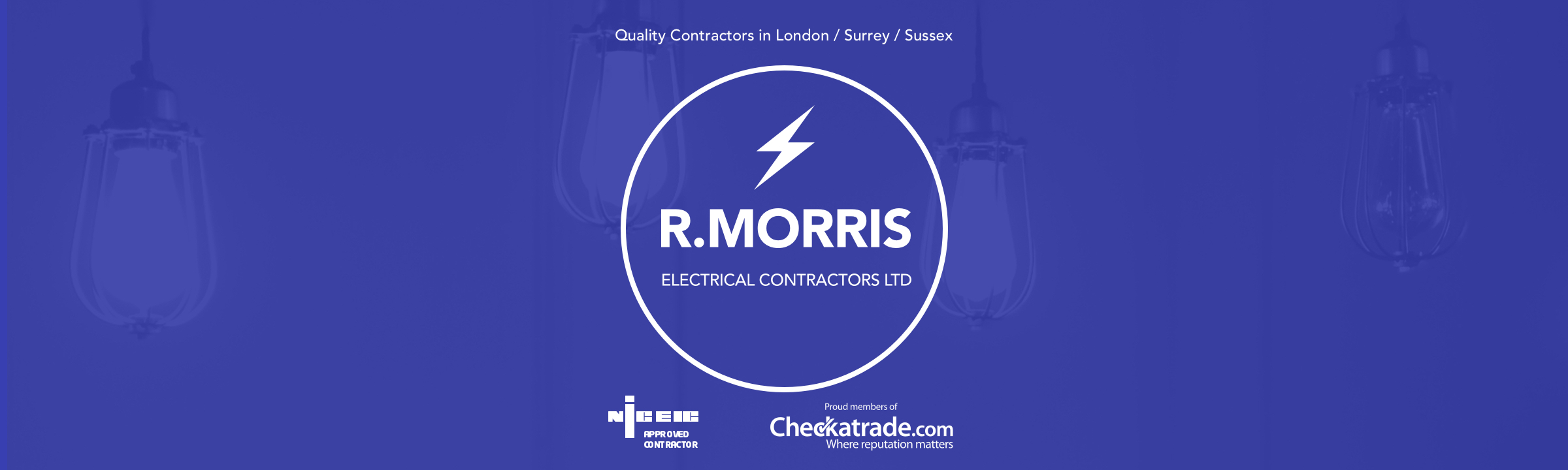 Rmorris Electrical Contractors Limited London Contractor We Always Provide Quality Services Call 07763043321 For A Free Quote